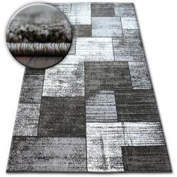 Teppich SHADOW 8386 schwarz / vizon