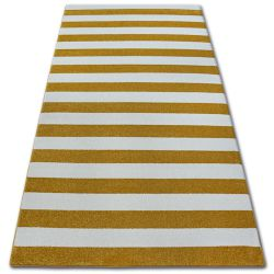 Carpet SKETCH - F758 gold/cream - Strips