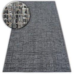 Carpet SISAL LOFT 21126 MELANGE silver/ivory/grey