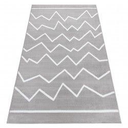Carpet BCF ANNA Crooked 2962 ZigZag grey