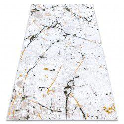 Carpet ACRYLIC DIZAYN 8986 ivory / green