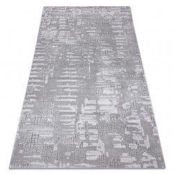 Carpet ACRYLIC DIZAYN 8840 light grey