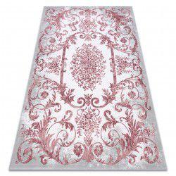 Carpet ACRYLIC USKUP 352 Ornament pink