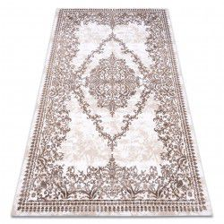 Carpet ACRYLIC DIZAYN 143 ivory / beige