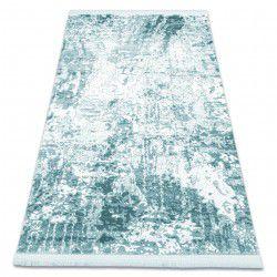 Carpet ACRYLIC NUANS Concrete 282/1524 turquoise