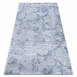 Teppich ACRYL DIZAYN 8840 blau