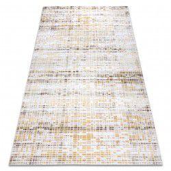 Carpet ACRYLIC DIZAYN 124/7058 yellow