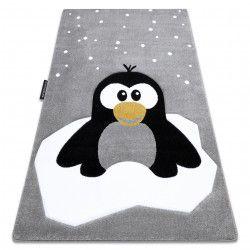 Carpet PETIT PENGUIN SNOW grey