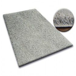 Teppichboden SHAGGY 5cm grau