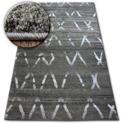 Teppich SHADOW 9529 vizon / weiß