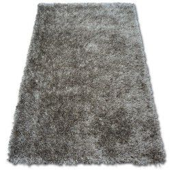 Teppich SHAGGY LILOU taupe
