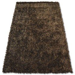 Carpet SHAGGY LILOU brown