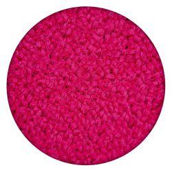 TAPPETO cerchio ETON rosa