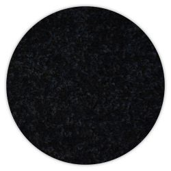 Covor rotund Trendy 159 negru