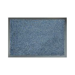 Doormat GOLDTWIST blue