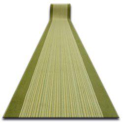 Läufer Antirutsch CARNABY grün