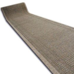 Doormat AZTEC 80 light brown
