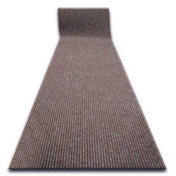 Koberec běhoun- Čistící rohože LIVERPOOL 080 hnědá