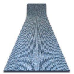 Paillasson en mètres courants LIVERPOOL 036 bleu