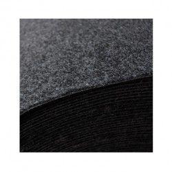 Teppichboden Auto HERMES 965 grau Fertigmaß