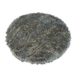 Carpet LOVE SHAGGY circle design 93600 taupe