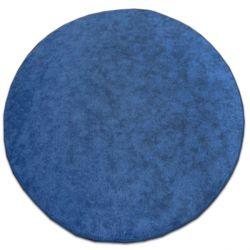 Alfombra SERENADE círculo azul