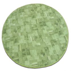 Teppich kreis VIVA 227 grün