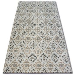 Carpet ARGENT - W4949 Flowers Cream