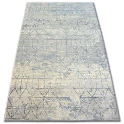 Carpet Wool MOON ORO silver