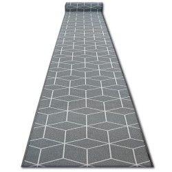 Traversa anti-alunecare Sky gri Hexagon