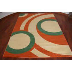 Teppich WELIRO KALATEA Terrakotta