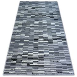 Carpet BCF BASE BAMBO 3972 STRIPES grey