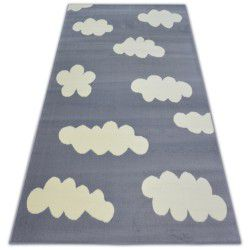 Carpet BCF FLASH CLOUDS 3978 grey