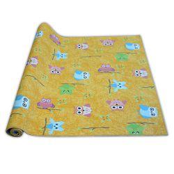 Mocheta pentru copii Owls galben Bufniţă