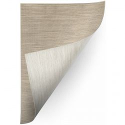 Teppich Doppelseitiges DOUBLE 29201/075 creme melange/beige melange