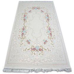 Carpet ACRYLIC MIRADA 5412 Cream (Kemik) Fringe
