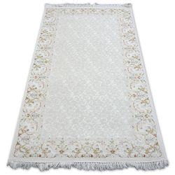 Teppich ACRYL MIRADA 0155 Sahne ( Mavi ) Franse
