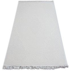 Carpet ACRYLIC MIRADA 5416 Ivory ( Kemik ) Fringe