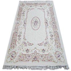 Teppich ACRYL MIRADA 5405 Lila ( Murdum ) Franse