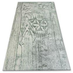 Teppich FOLK JEDLICKA grau