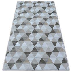 Килим NOBIS 84166 кремовий - трикутники