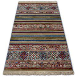 Carpet WINDSOR 22890 ETHNIC blue burgund