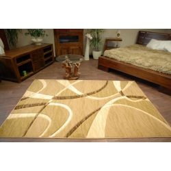 Carpet FUNNY design 5502 mustard