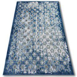 Akril yazz szőnyeg 7006 HAJNAL szürke/kék/elefántcsont