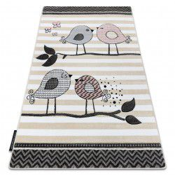 Carpet PETIT BIRDS cream