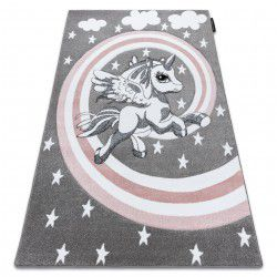 Carpet PETIT PONY grey