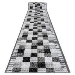 Килим Лущув BCF ANNA Squares 2954 сірий квадрати