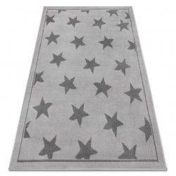 Килим BCF ANNA Stars 3105 зірок сірий