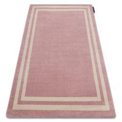 Carpet HAMPTON Frame blush pink