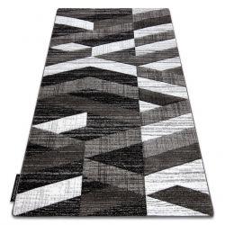 Teppich ALTER Bax Streifen grau